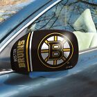 NHL CAR MIRROR COVERS - SMALL - CHOOSE YOUR FAVORITE TEAM!