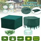 Garden Furniture Outdoor Patio Table Chair Square Cover Waterproof Mult Size Set