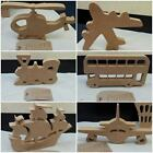 Free Standing Wooden MDF Shapes  - Transport - Pirate - Dinosaurs - Nautical