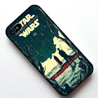 #3071 Star Wars 7 The Force Awakens 2 in 1 Case Cover for iPhone 4S 5 5S SE $17.16 CAD