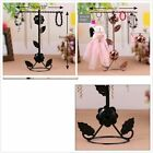 New Bronze Rose Rack Jewelry Necklace Retail Fashion Shop Display Stand Holder