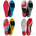 Sorbothane SINGLE DOUBLE FULL & PRO STRIKE Sports Insoles Shock Stopper Orthotic