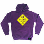 Warning Talking Diving Open Water HOODIE hoody birthday funny gift scuba diving