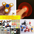 personalize your Fidget Spinner Spin Steel EDC Bearing Stress fast tri - spinner