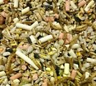 DELUXE BIRD MIX - (500g - 10kg) - No Mess Suet Mealworms vf Sunflower Seed bp kg