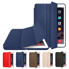 Magnetic Leather Smart Case Cover Wake Protector for New iPad A1822/A1823 - 2017