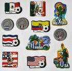 Decor Magnets Football Central America USA MEXICO AMERICA