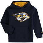Nashville Predators Toddler Prime Hooded Sweatshirt - Navy