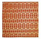 Lushome Cotton Reversible Placemats with Napkin, Table Linens Set of 12