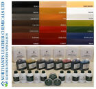 NORSOL Leather colourant, pigment paint recolour dye stain, Industry Standard