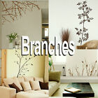 Branches Wall Stickers! Home Transfer Graphic / Tree Branch Decal Decor Stencil