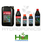 Growth technology ph up and down solution hydroponics aquarium 250ml 1, 5 litre