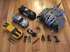 Transformers Movie Human Alliance Bumblebee Jazz Barricade Ark Playset Lot Sam - Time Remaining: 2 days 10 hours 34 minutes 50 seconds