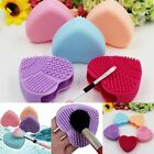 Silicone Egg Cleaning Women Glove Makeup Washing Brush Scrubber Tools Cleaners