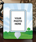 "3.5""x5"" PHOTO FRAME - GOLF 5 Golfer Swing Par Athlete Ball Game Sports Gift"