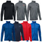 Under Armour Junior Pennant Warm Up Jacket - New UA Full Zip Training Top 2017