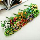 10/100pcs Artificial Flower Stamens For Wedding Party Bouquet Decoration D2098L