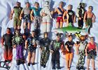 """Set of 4 different Action Man 12"""" figures - Multi Listing - New Stock Added"""