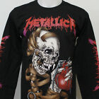 METALLICA Heart Explosive Long Sleeve T-Shirt New Size S M L XL 2XL 3XL