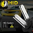 HIDSystem 55W XENON SLIM HID KIT CONVERSION H1 H4 H7 H10 H11 H13 9005 9006 9007