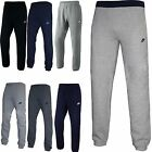 New Mens Nike Fleece Joggers Tracksuit Bottoms, Track Sweat Jogging Pants