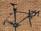 Ridley Fenix SL 10 Carbon Road Bike, Dura Ace Groupset, Matt Black - NO WHEELS