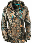 Legendary Whitetails Ladies Power Quarter Zip Hoodie