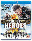 Age Of Heroes Blu Ray