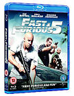 Fast And Furious Five 5 Blu Ray
