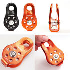 Outdoor Zipline Rescue Lifting Rock Climbing Fixed Rope Pulley Equipment