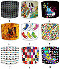 kids funky bedding - Children`s Lampshades Ideal To Match Funky Sneakers Bedding Sets