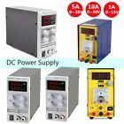 5A 10A 30V Variable Precision Switching DC Power Supply Adjustable Digital Lab T