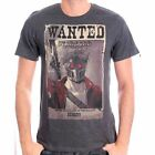 Guardians of the Galaxy - T-Shirt Wanted Star-Lord - Gardiens Galaxie