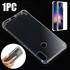 360° Shockproof Transparent Silicone Soft TPU Case Cover Skin For Xiaomi $0.99 USD