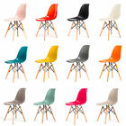 Vintage Eiffel Retro DSW Plastic Dining Office Lounge Designer Chair NOT EAMES
