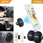 Mpow 2Pack Air Vent Magnetic Car Mount Holder 360° Universa