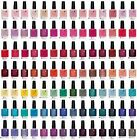 CND Shellac UV Nail Polish Choose from ALL Colours, Top Coat