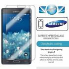 100% Genuine Tempered Glass Screen Protector Protection For Samsung Galaxy Phone <br/> Galaxy:A3 A5 J3 2016 2017 S2 S3 S4 S5 S6 Mini Note 2 3