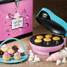 New Waffle Maker Machine Nostalgia Household Automatic Mini Cupcakes Dryer