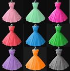 Vintage Short Prom Ball Dresses Homecoming Bridesmaid Party Formal Evening Dress