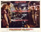 """FORBIDDEN PLANET 1956 = #4 Robby ROBOT Ship = POSTER CHOOSE FROM 7 SIZES 19""""-36"""""""