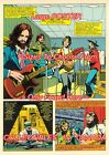 """THE BEATLES 1978 Abbey Road TORONTO = POSTER Not Comic Book 7 SIZES 19"""" - 36"""""""