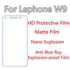 3pcs For Lephone W9 Anti Scratch Matte,Anti Blue Ray Screen Protector