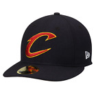 NEW ERA NBA 59FIFTY FITTED LOW PROFILE CLEVELAND CAVALIERS
