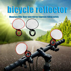 360 Degree Rotation Cycling Mountain Road Motorcycle Bicycle Rear View Mirror SW