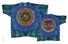 "Grateful Dead ""Celtic Mandala"" Dbl Sided Sunburst Tie-Dye T-Shirt-FREE SHIPPING"