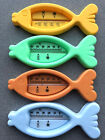 1 Badethermometer 15cm x 5,5cm Thermometer Badewannenthermometer Babythermometer