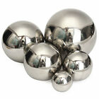Stainless Steel Sphere Garden Ornament Mirror Gazing Globe Floating Ball Outdoor