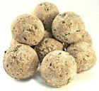 NO NET FATBALLS 90g - (5 - 100) - Netless Fat Suet Balls Food bp Wild Bird Feed