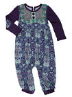 NEW PERSNICKETY LOU LOU ROMPER - RUFFLES BABY GIRLS - PURPLE - DESIGNER BOUTIQUE